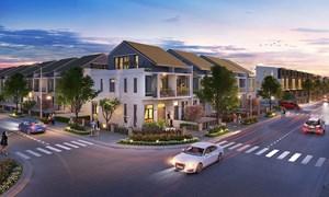 Ngày 25/4, Gem Sky World chính thức công bố nhà phố xây sẵn Sapphire Parkview