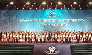Tập đoàn Hưng Thịnh được bầu chọn Nhà tuyển dụng được yêu thích nhất năm 2020