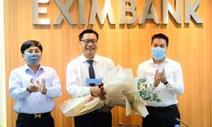 Eximbank bổ nhiệm kế toán trưởng