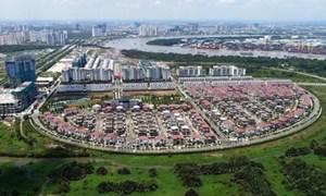 Đấu giá tiếp 4 lô đất trong Khu đô thị mới Thủ Thiêm