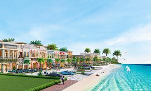 "Phan Thiết ""nóng lên"" với shophouse biển, Boutique Hotel"