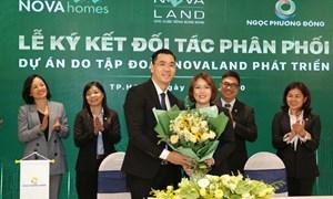 Thêm kênh phân phối giúp nhiều sản phẩm BĐS Novaland tiếp cận khách hàng