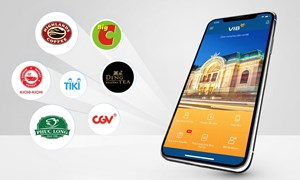 VIB tặng 900 E-voucher cho khách sử dụng dịch vụ quà tặng trên MyVIB