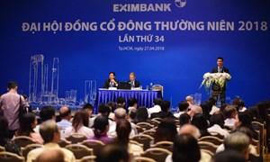 Cục Thanh tra giám sát ngân hàng chỉ đạo Eximbank tổ chức ĐHĐCĐ năm 2019