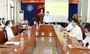 Bảo hiểm xã hội An Giang công bố quyết định thanh tra chuyên ngành