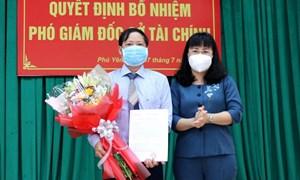 Tỉnh Phú Yên bổ nhiệm phó giám đốc Sở Tài chính
