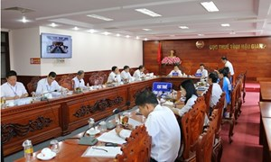 Cục Thuế Hậu Giang 6 tháng đầu năm thu đạt 81,39% dự toán năm