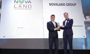 Tập đoàn Novaland được bình chọn là nơi làm việc tốt nhất châu Á 2019