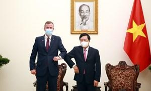 Australia hỗ trợ Việt Nam 1,5 triệu liều vắc-xin AstraZeneca