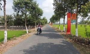 Gần 949 tỉ đồng phục vụ xây dựng nông thôn mới ở Cần Thơ