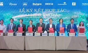 Công ty Đạt Gia ra mắt dòng sản phẩm BĐS nghỉ dưỡng cao cấp Lagoona Bình Châu
