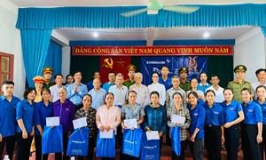 Eximbank triển khai hoạt động về nguồn tại tỉnh Hà Tĩnh