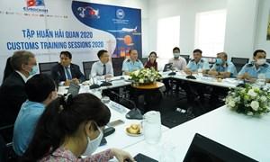 Cục Hải quan TP. Hồ Chí Minh và Eurocham tập huấn trực tuyến cho cộng đồng doanh nghiệp Châu Âu
