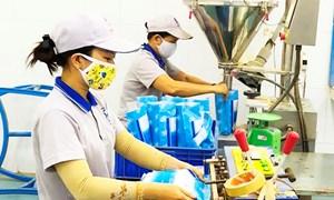 Sản xuất công nghiệp giảm mạnh