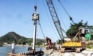 Tập trung đẩy nhanh tiến độ các dự án giao thông trọng điểm