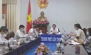 Thứ trưởng Bộ Tài chính Vũ Thị Mai làm việc trực tuyến với TP. Cần Thơ về thu ngân sách