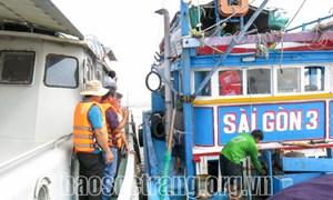 Tăng cường thực hiện chống khai thác thủy sản bất hợp pháp