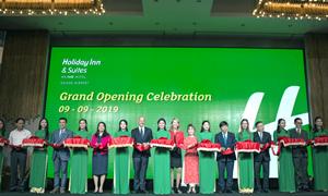 Khách sạn Holiday Inn đầu tiên ở Việt Nam khai trường tại TP Hồ Chí Minh