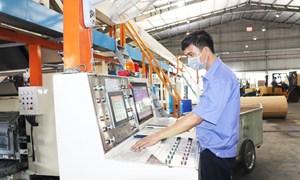Tháng 8 chỉ số sản xuất công nghiệp tăng 6,12%
