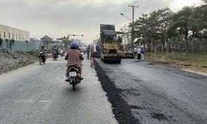Giải ngân vốn đầu tư công các dự án giao thông