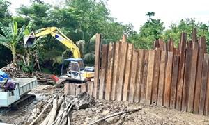 Đảm bảo thi công các công trình xây dựng cơ bản đúng tiến độ và an toàn