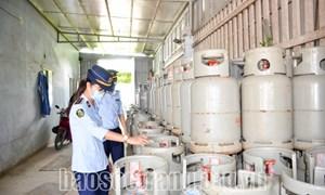 Tăng cường kiểm tra chất lượng xăng dầu và giá gas thị trường