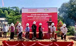 Tập đoàn Novaland, nỗ lực không ngừng vì một cộng đồng phát triển bền vững