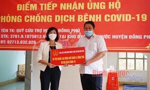 Tỉnh Bình Phước thu ngân sách 8 tháng đạt 7.604 tỷ đồng