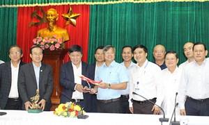 Tập đoàn Sovico tìm hiểu các dự án hỗ trợ hàng không ở Sân bay Long Thành