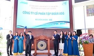 Sở Giao dịch Chứng khoán TP. Hồ Chí Minh đưa 63.044.964 cổ phiếu ASG vào giao dịch