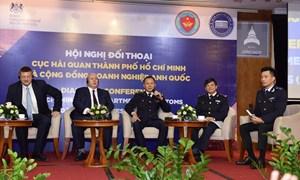 Cục Hải quan TP. Hồ Chí Minh đối thoại với doanh nghiệp Anh
