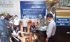 Vốn khuyến công: Động lực phát triển công nghiệp nông thôn
