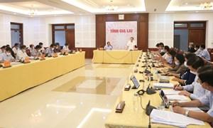 Triển khai đồng bộ các giải pháp để tăng thu ngân sách