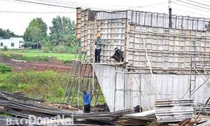 Gỡ khó nguồn vật liệu cho dự án Đường cao tốc Phan Thiết - Dầu Giây