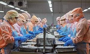 Giá trị sản xuất công nghiệp 9 tháng tăng 2,52% so với cùng kỳ