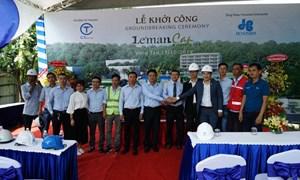 C.T Group khởi công mở rộng khu nghỉ dưỡng Leman Cap Resort & Spa Vũng Tàu
