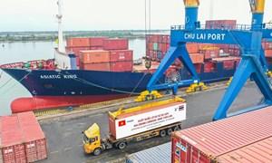 Cảng Chu Lai được phê duyệt thành cảng biển loại 1