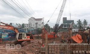 Các dự án giao thông trọng điểm: Khẩn trương thi công, đảm bảo tiến độ