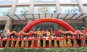 Tòa nhà officetel đầu tiên khu Phú Mỹ Hưng chính thức ra mắt người tiêu dùng