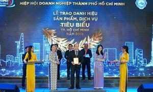 """Hưng Thịnh Corp có 2 công ty thành viên được vinh danh """"Sản phẩm, dịch vụ tiêu biểu TP. Hồ Chí Minh"""" năm 2019"""