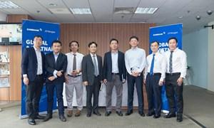 Eximbank phối hợp JP Morgan Chase Bank chia sẻ thông tin kinh tế vĩ mô