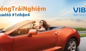 VIB đem nhiều ưu đãi tài trợ Viet Nam Motor Show 2019