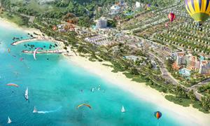 Dự án bất động sản trăm tiện ích: ngôi nhà thứ 2 mơ ước cho dân thành thị
