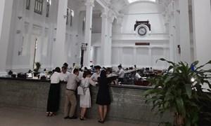 Kho bạc Nhà nước TP.Hồ Chí Minh giải ngân đạt tỷ lệ hơn 60%