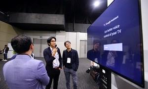 VinSmart hợp tác Google sản xuất ti vi thông minh chạy hệ điều hành Android