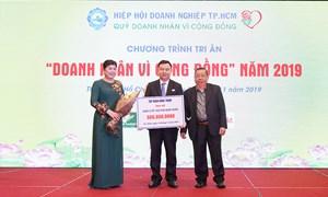 Tập đoàn Hưng Thịnh ủng hộ 500 triệu đồng cho người nghèo đón Tết 2020