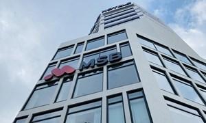 VSD nhận lưu ký 1.175 triệu cổ phiếu của MSB từ ngày 27/11