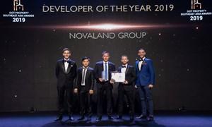 Novaland là nhà phát triển bất động sản tốt bậc nhất Đông Nam Á