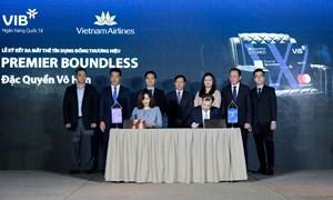 VIB và Vietnam Airlines hợp tác ra mắt dòng thẻ bay đặc quyền Premier Boundless