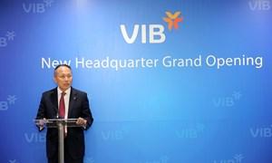 VIB khai trương hoạt động trụ sở chính tại TP. Hồ Chí Minh